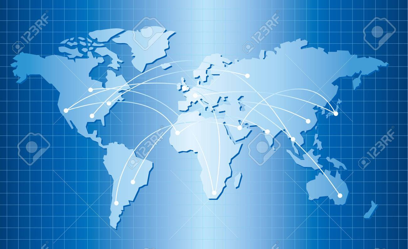 World map vector royalty free cliparts vectors and stock world map vector stock vector 39029445 gumiabroncs Gallery