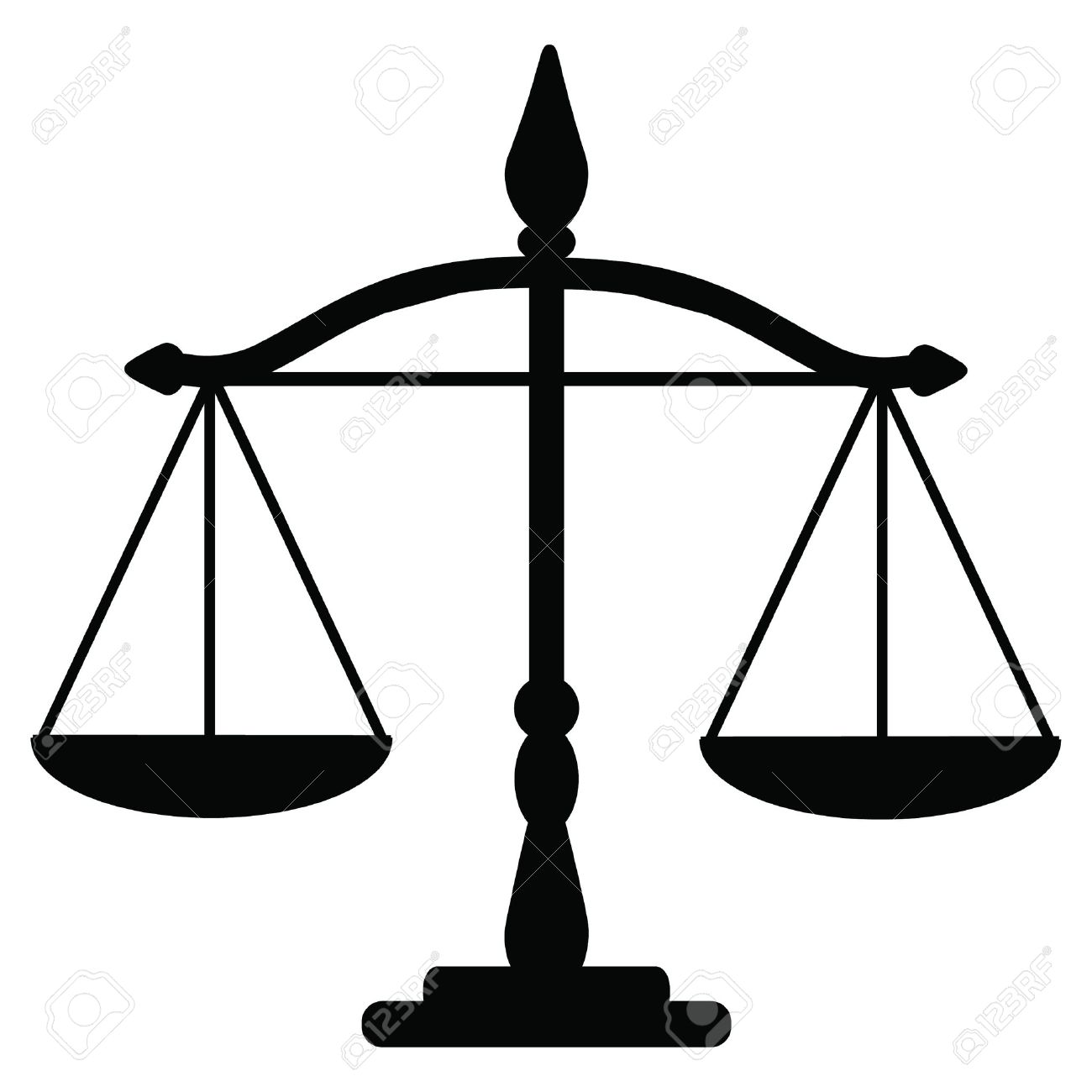 vector illustration of justice scales royalty free cliparts vectors rh 123rf com vector scale people vector scalar