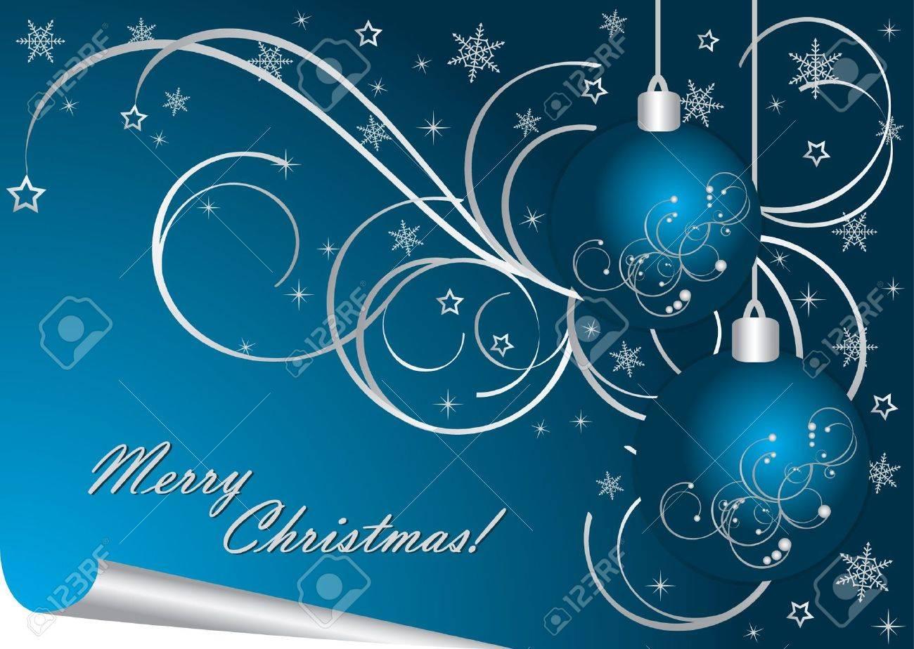 Vector luxury Christmas background Stock Vector - 12358074