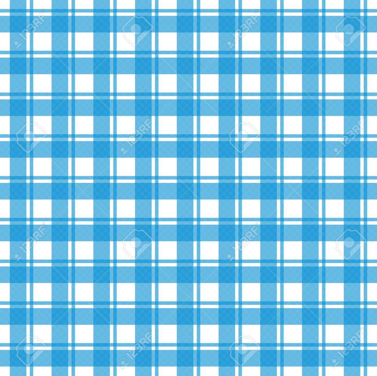 Blue tablecloth background - Blue Tablecloth Illus Pic Source