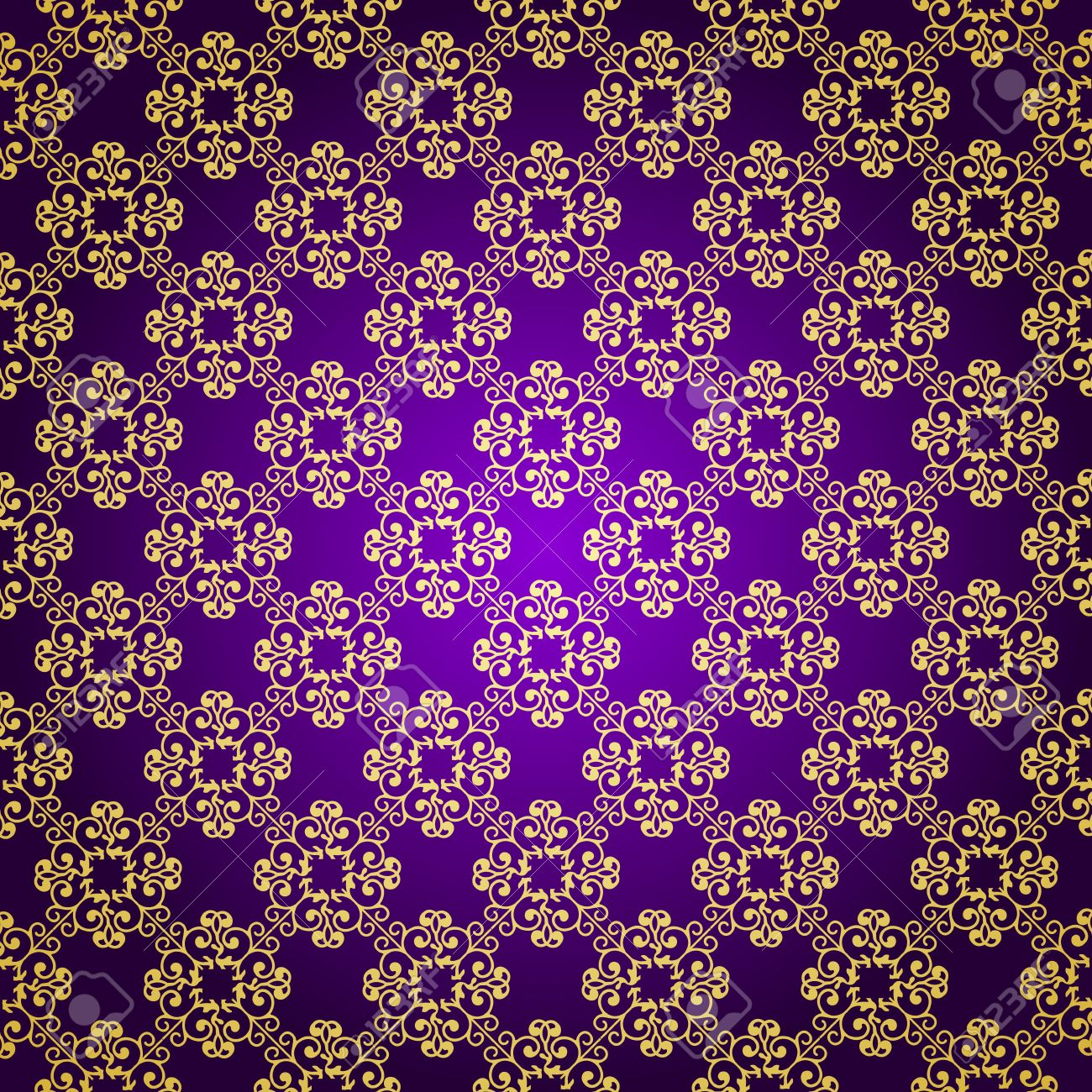 Purple Gold Background Royalty Free Cliparts Vectors And Stock