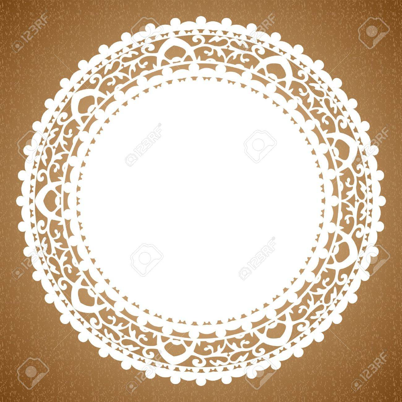 Vector background with napkin Stock Vector - 13100932