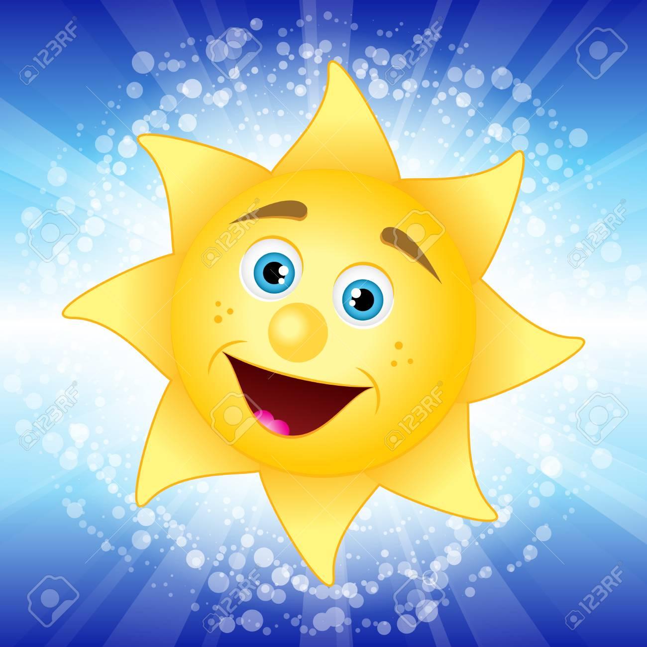 illustration of sun Stock Vector - 13834820