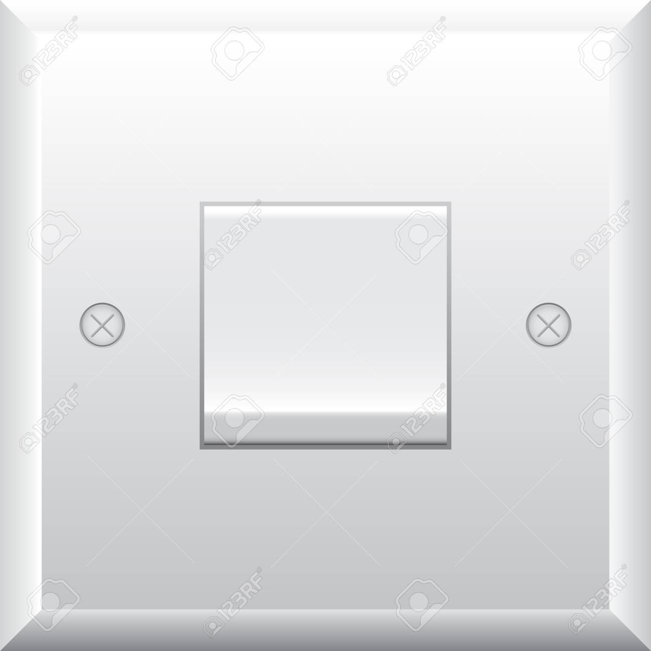 Modern Light Switches And Outlets. Awesome Custom Adhesive Labels ...