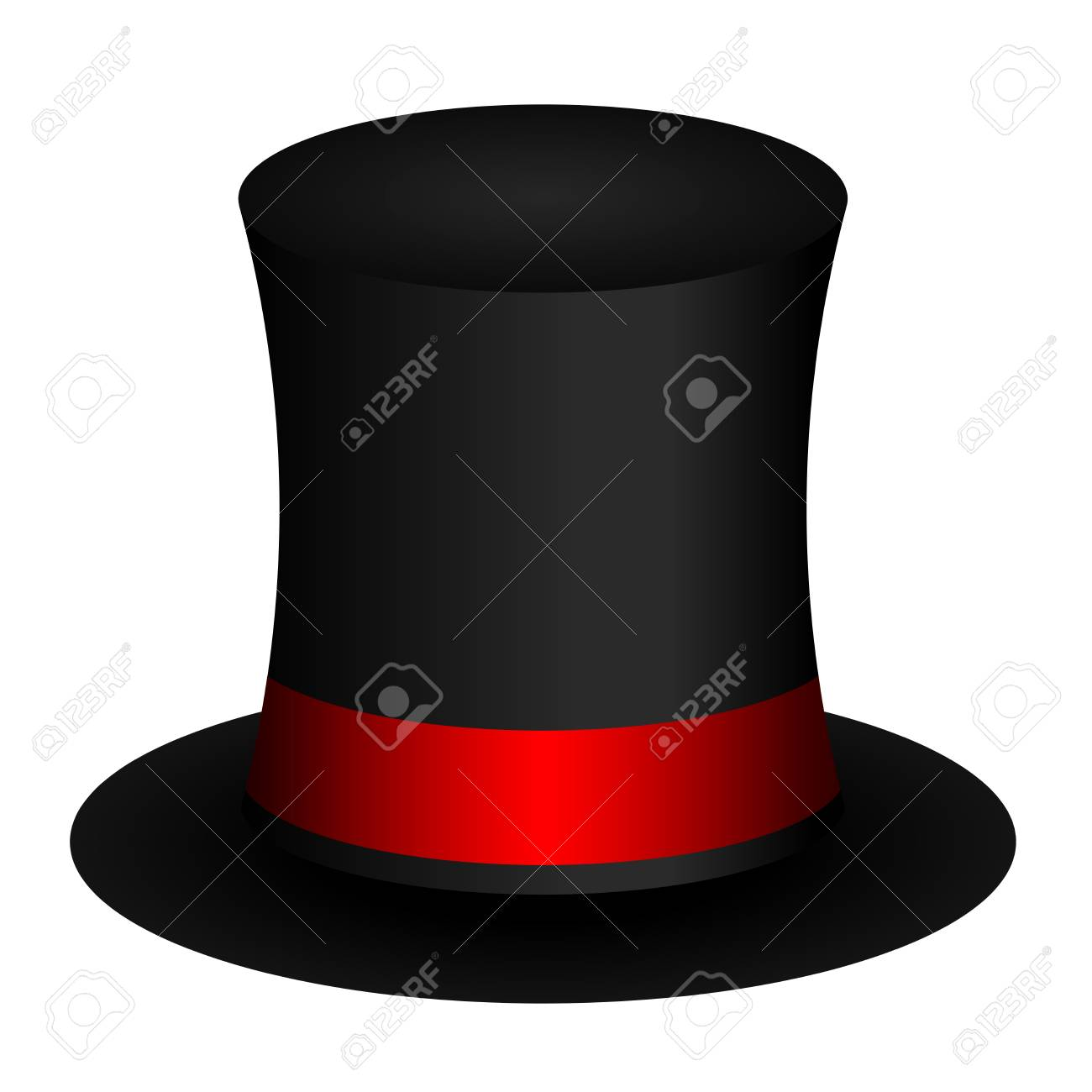 6f20f68d93f Ilustración de sombrero mágico
