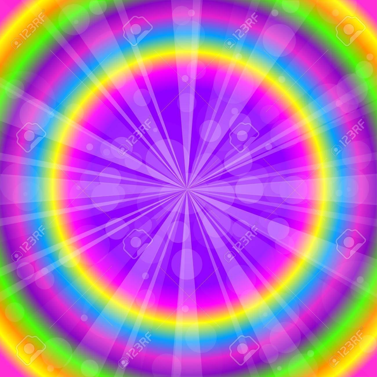 Vector colorful abstract background - 15210800