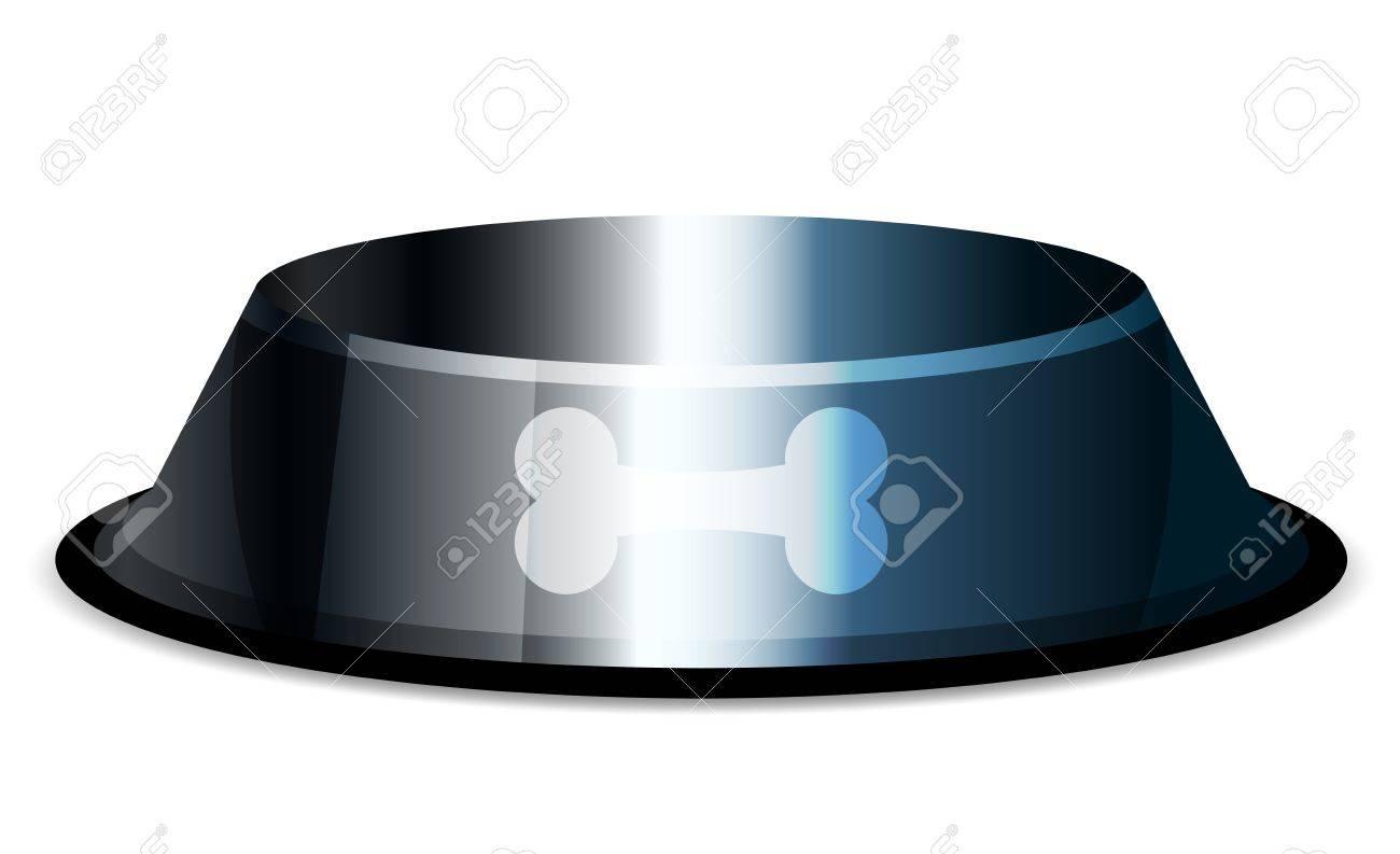 illustration of pet bowl Stock Vector - 15766563