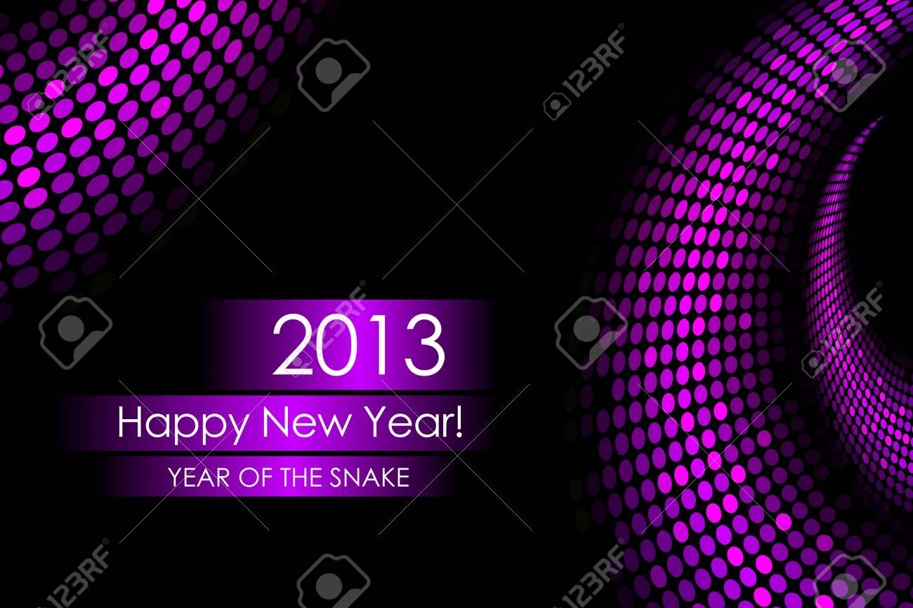 2013 new year Stock Vector - 16330905
