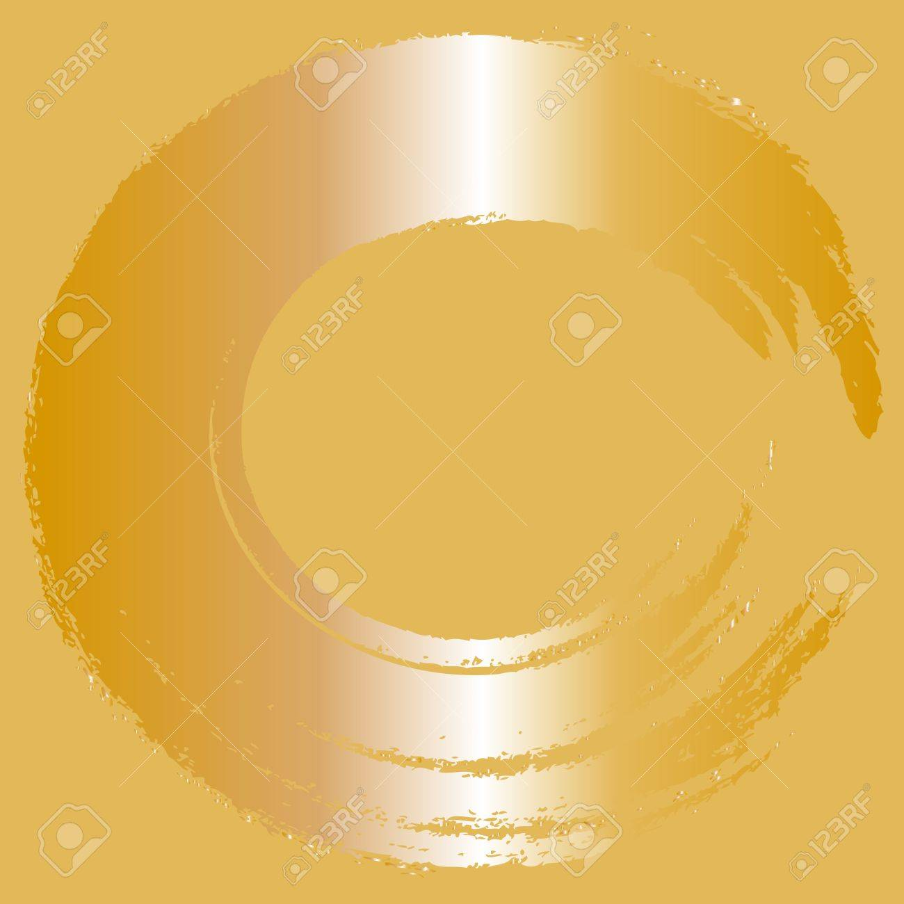 Vector abstract gold background Stock Vector - 18775521