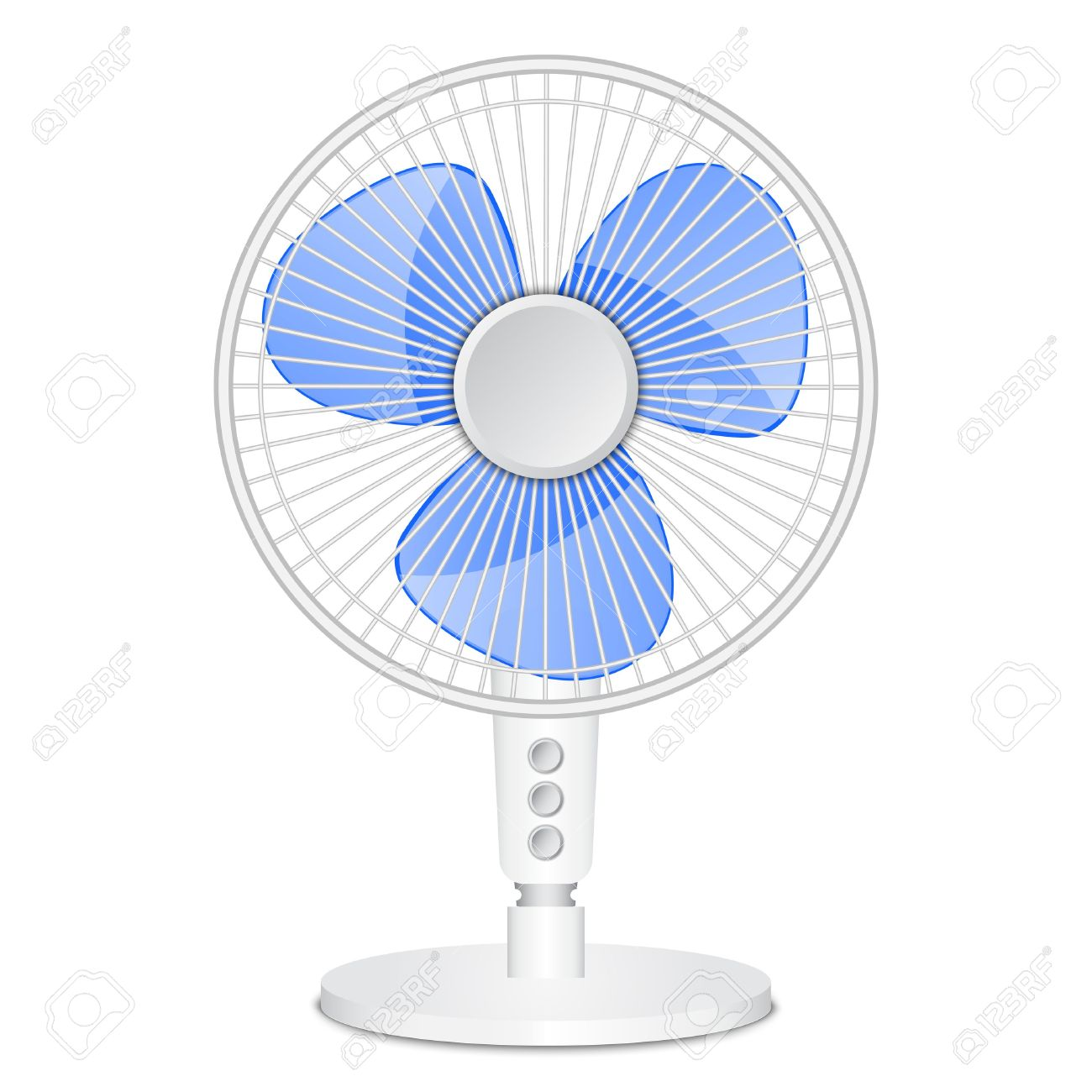 vector illustration of electric fan royalty free cliparts vectors rh 123rf com electric fan controller electric fan motors