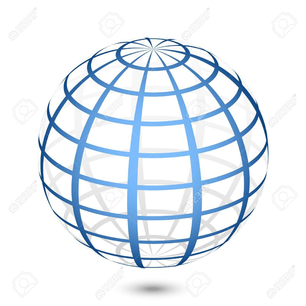 globe icon - 19749651