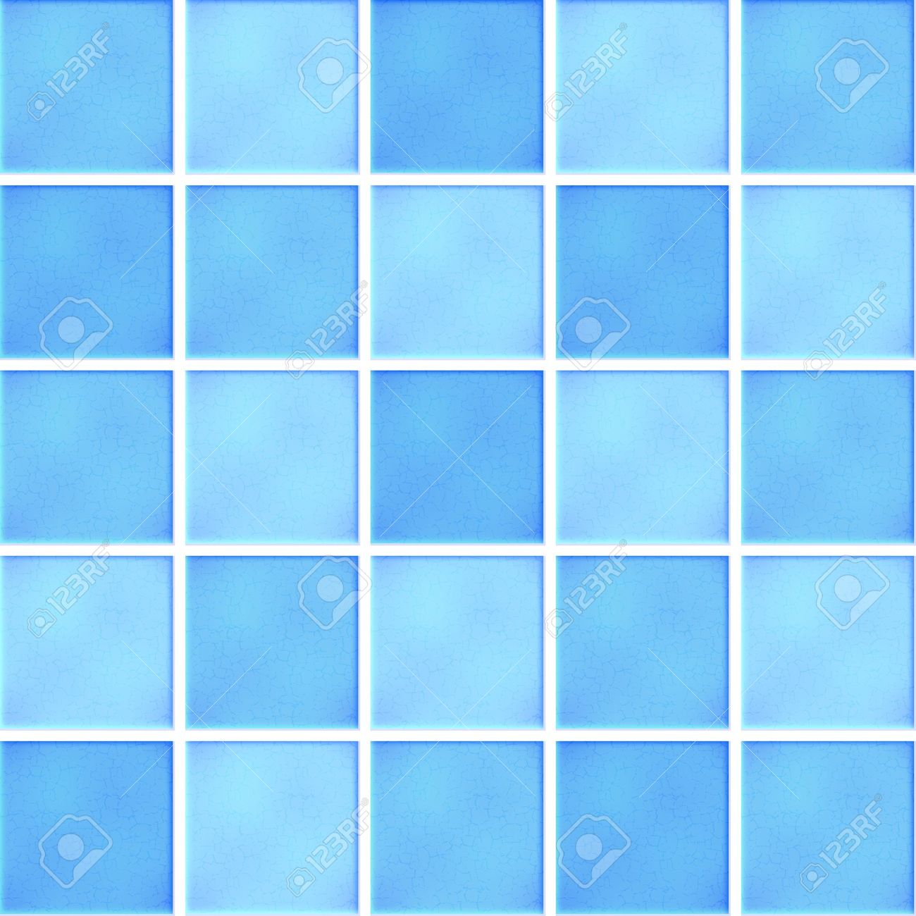 Vector Blue Ceramic Tiles Royalty Free Cliparts Vectors And Stock
