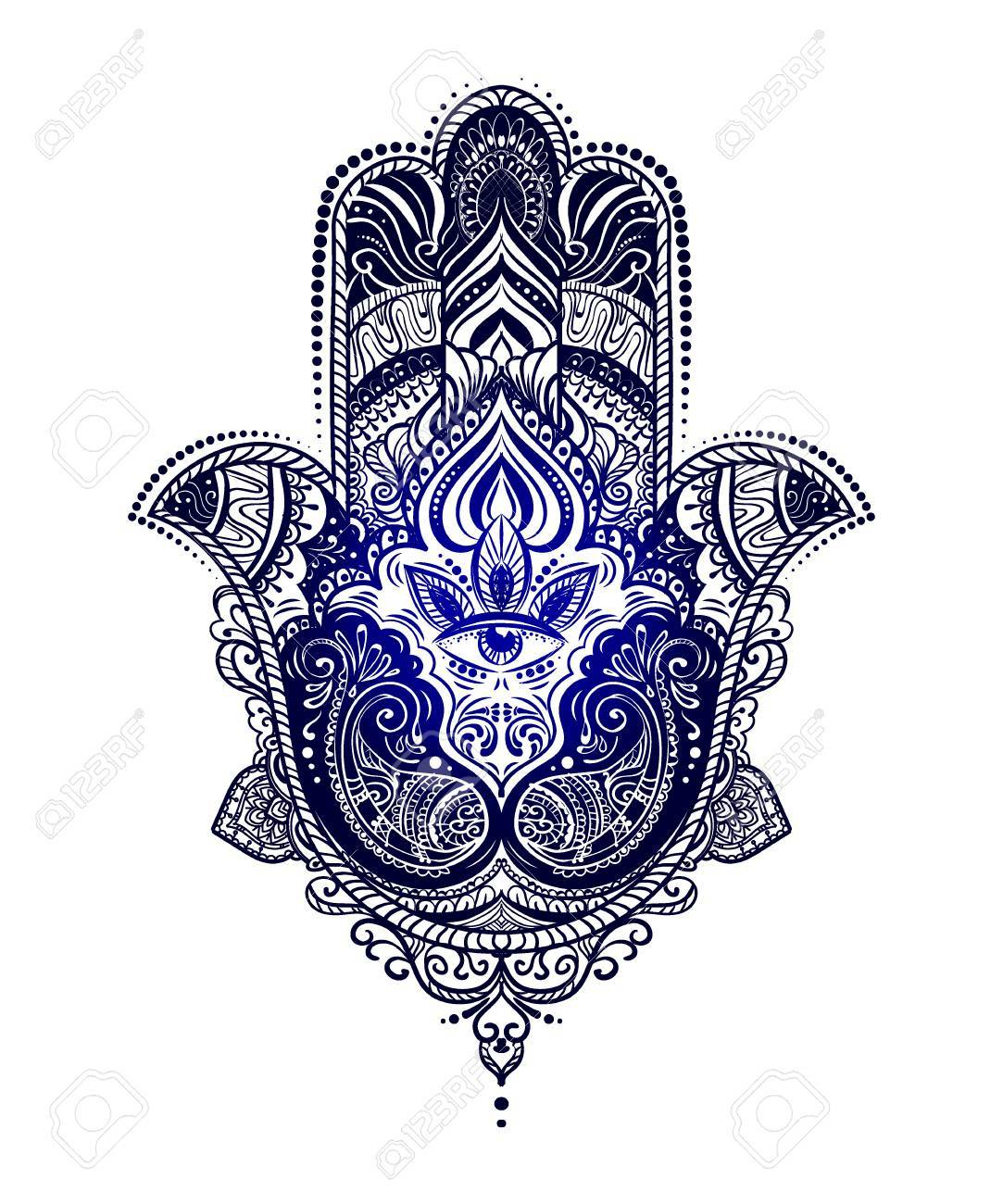 Jewish Hand Symbol Topsimages