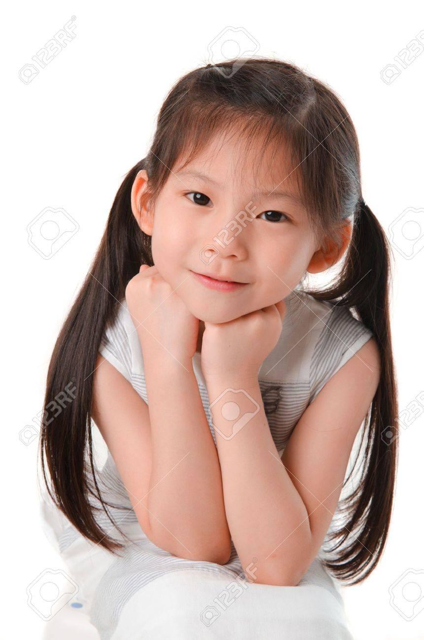 Азиатские дети девочки фото