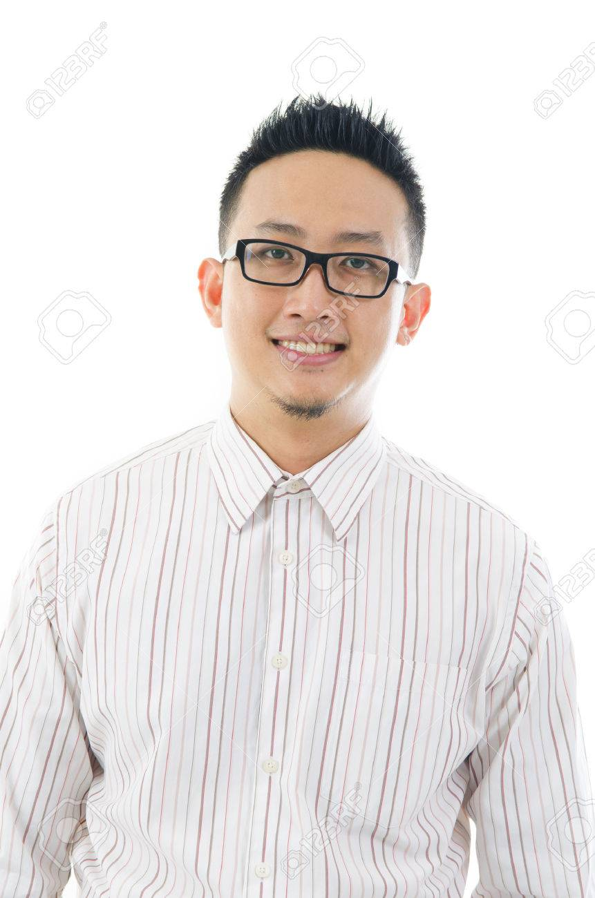 asian business male Stock Photo - 51027676
