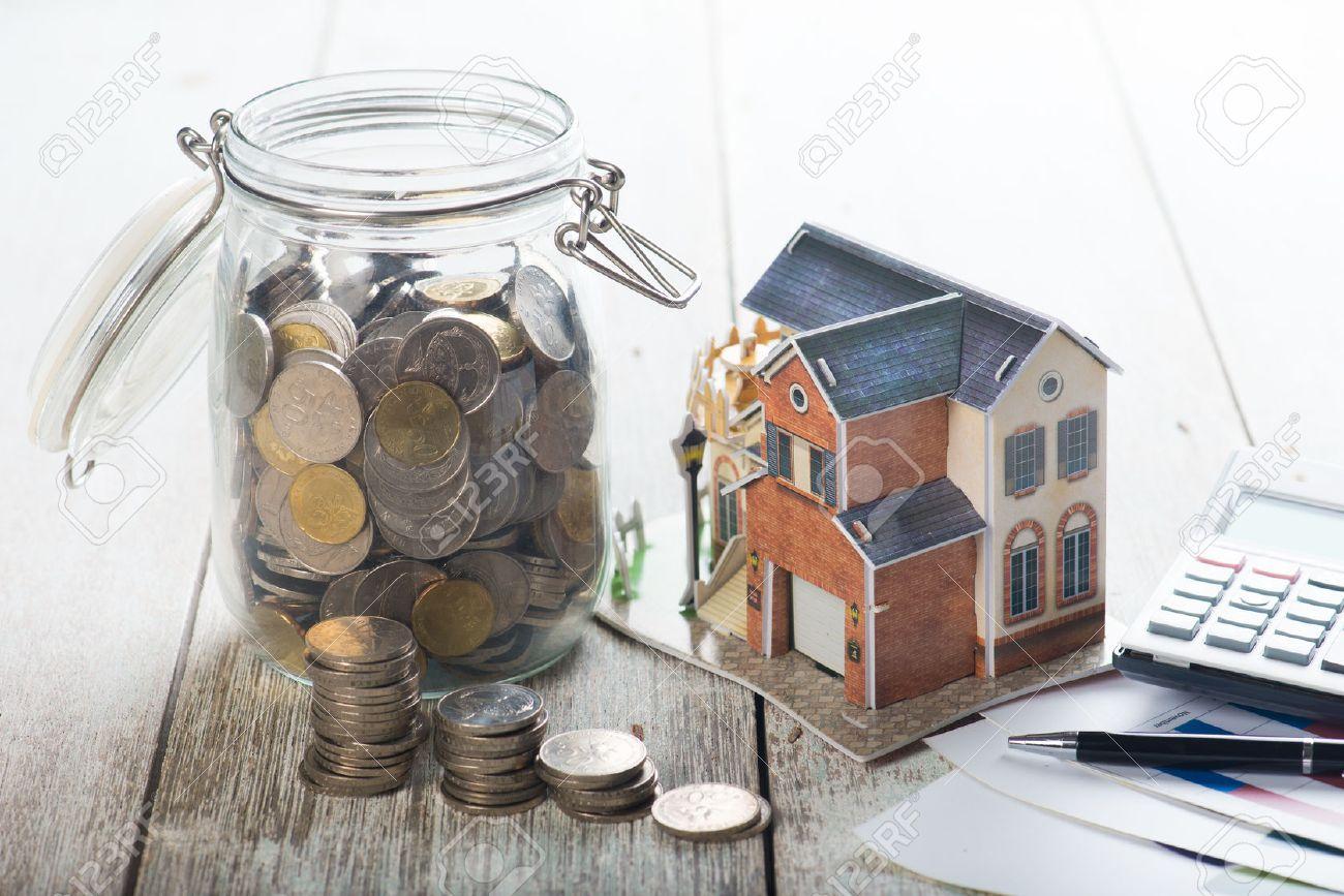 home loan concept photo Stock Photo - 53716872