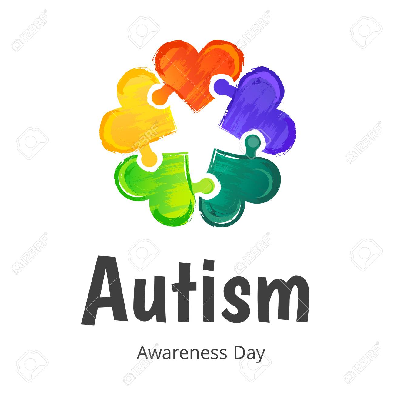 Autism awareness day ilustration royalty free cliparts vectors autism awareness day ilustration stock vector 87717608 biocorpaavc Gallery