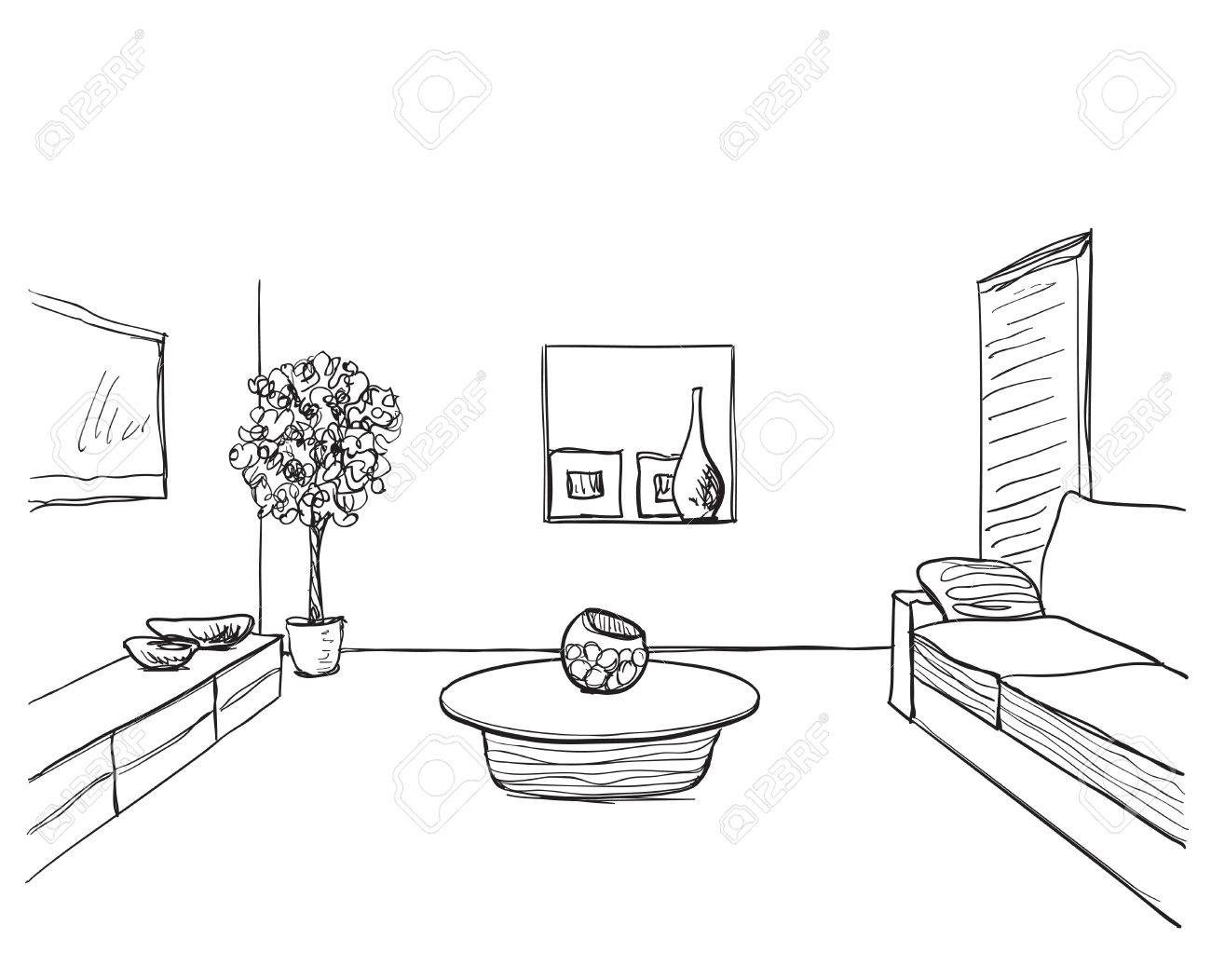 Gedeckter tisch gezeichnet  Tisch Gezeichnet | schmauchbrueder.com