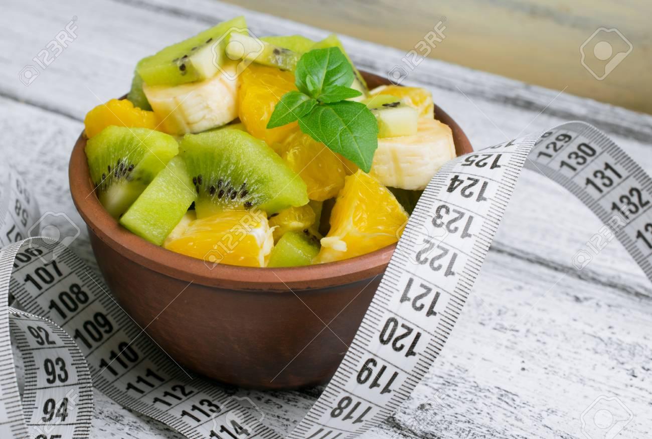 ensalada de fruta para adelgazar