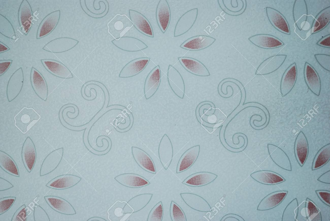 Vintage Ceramic Tile And Elegant Texture Stock Photo, Picture And ...