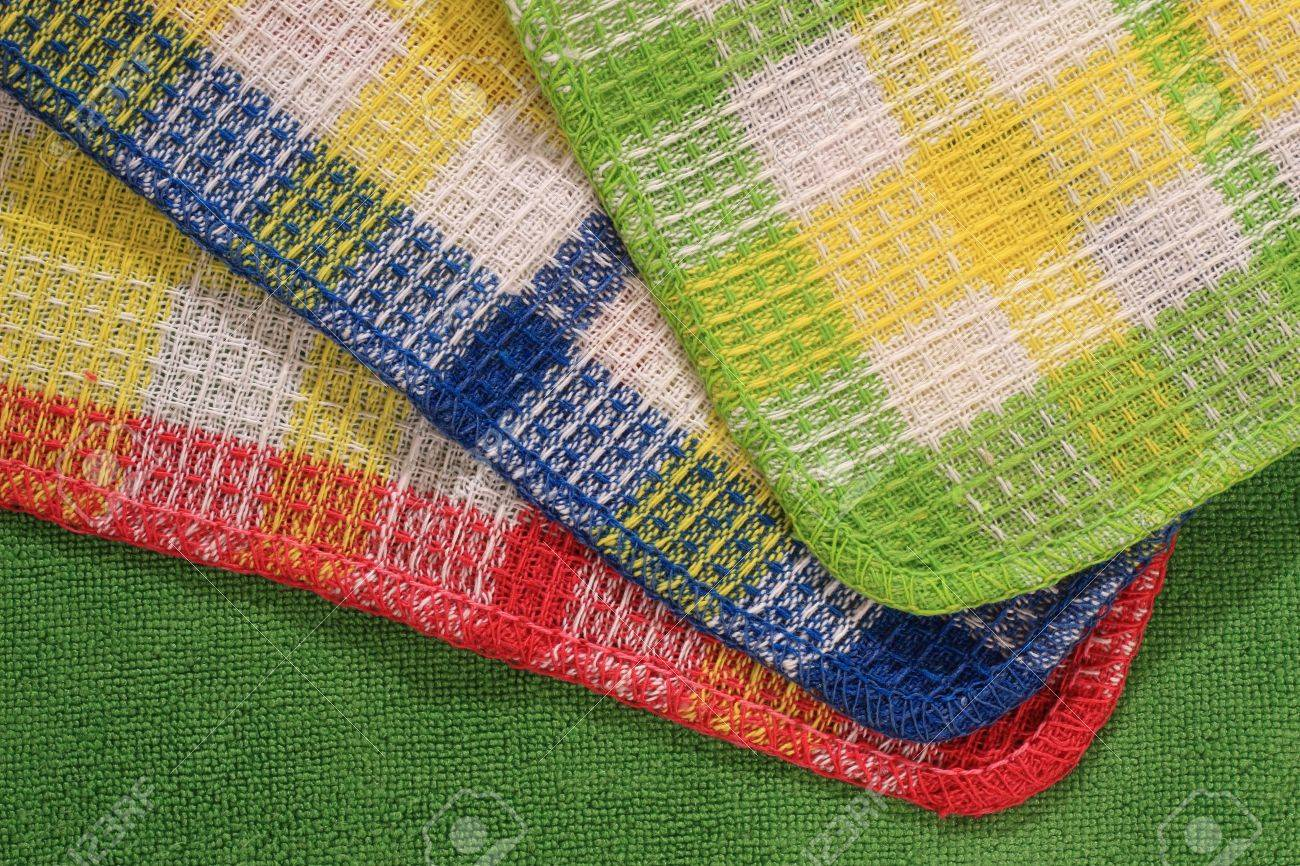 5b52611f330c84 The close-up lens fiber cloth Stock Photo - 11463765