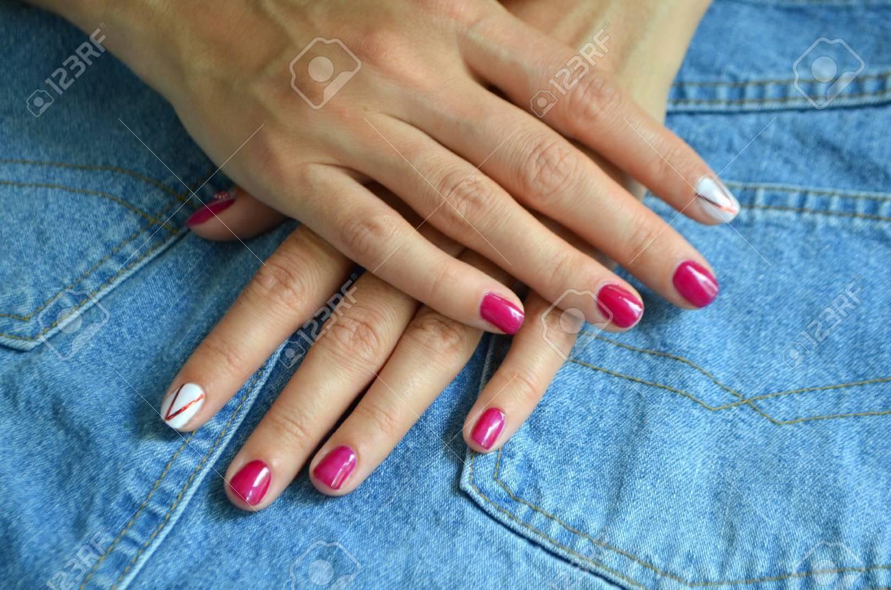 Manicure On Short Nails | Splendid Wedding Company