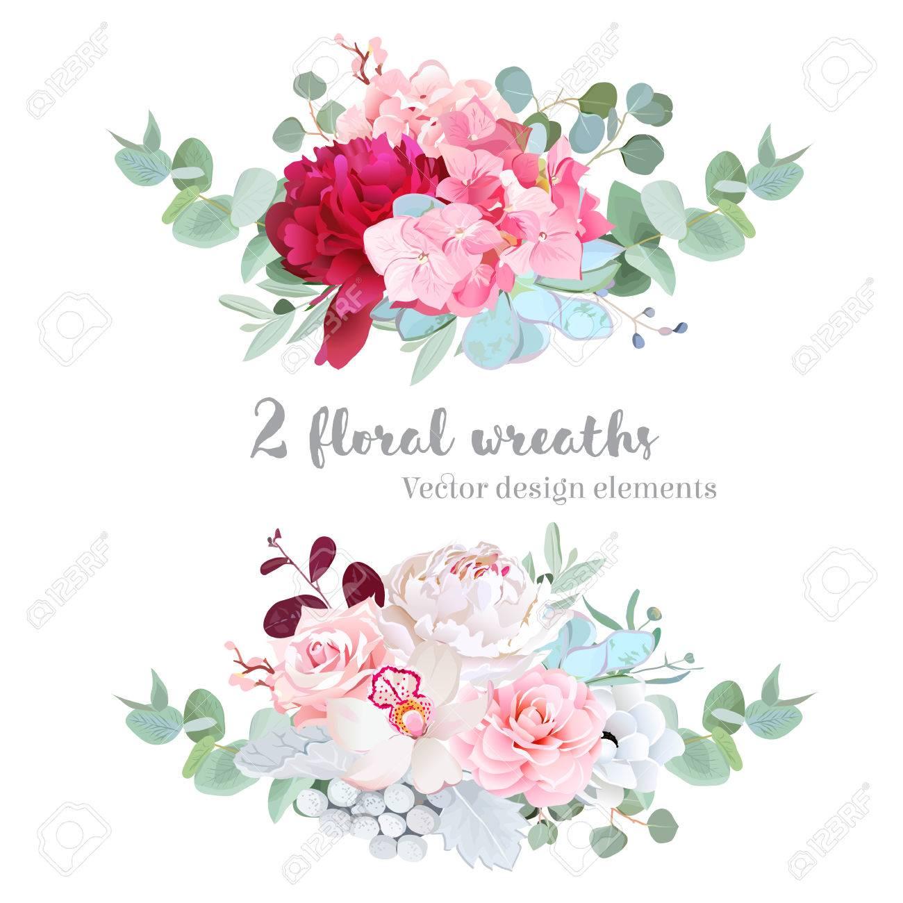 Couronne Fleur Rouge Perfect Bandeau Bohme Rosettes Rouge Headband