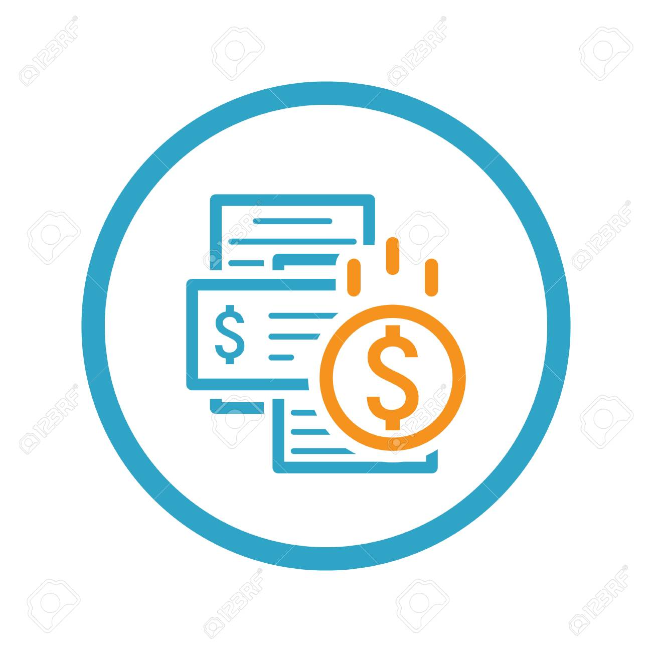 Bill Payment Icon  Bill Payment Icon Concept  Bill Payment Icon