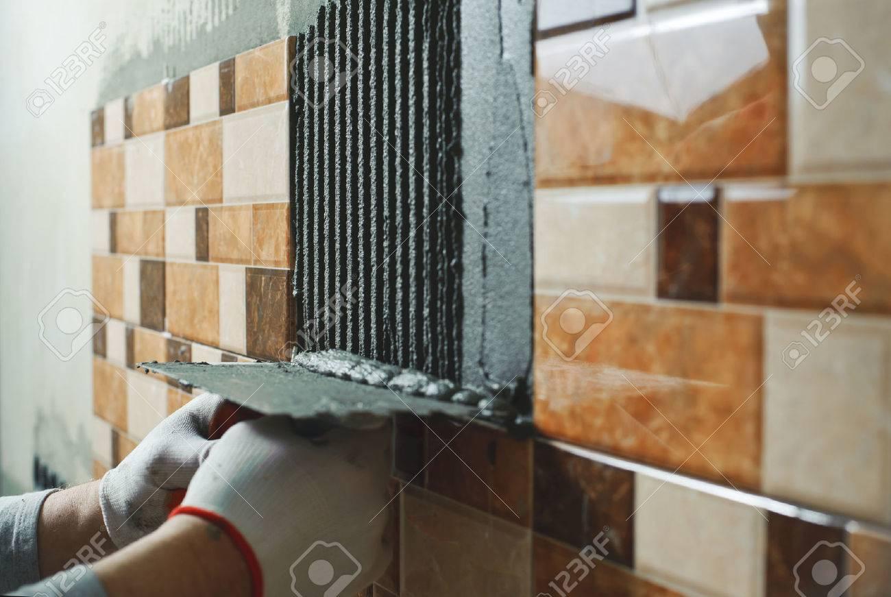 Ceramic tile adhesives choice image tile flooring design ideas laying ceramic tiles tiler deals tile adhesive on the wall stock laying ceramic tiles tiler deals dailygadgetfo Choice Image