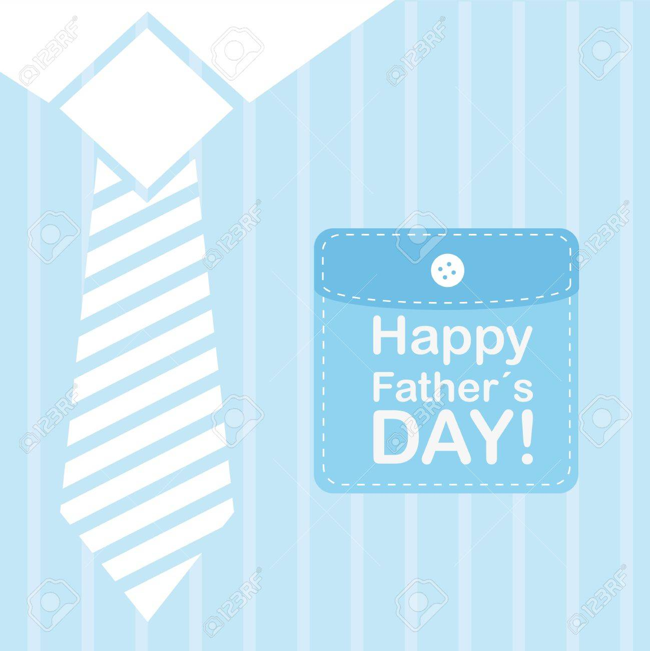 blue businessman t shirt background. vector illustration Stock Vector - 13755226