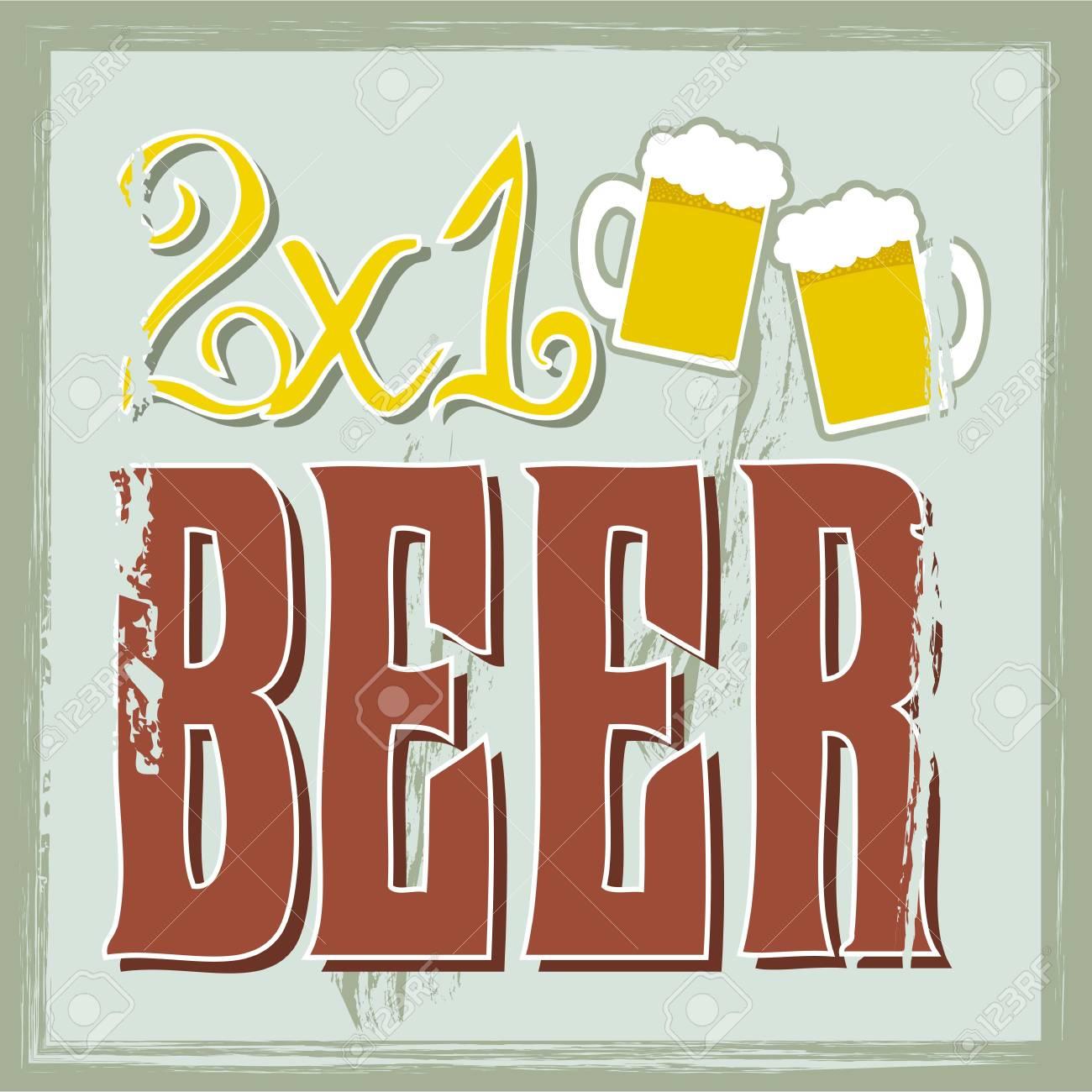 bar label over vintage background. vector illustration Stock Vector - 18073711