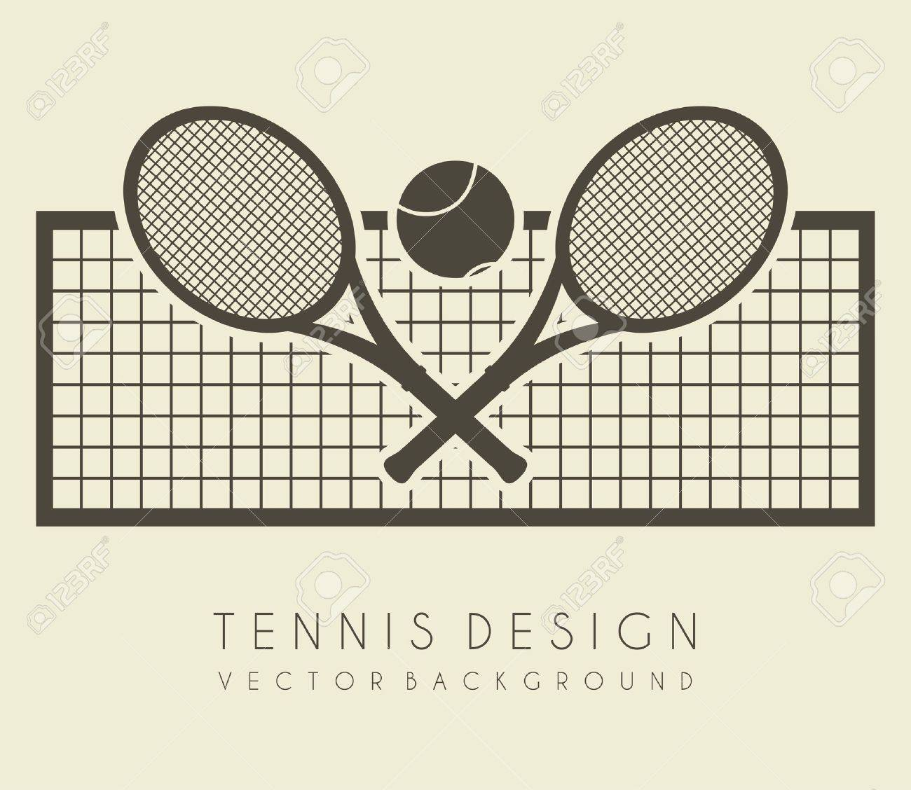 net design over white background vector illustration Stock Vector - 19916591