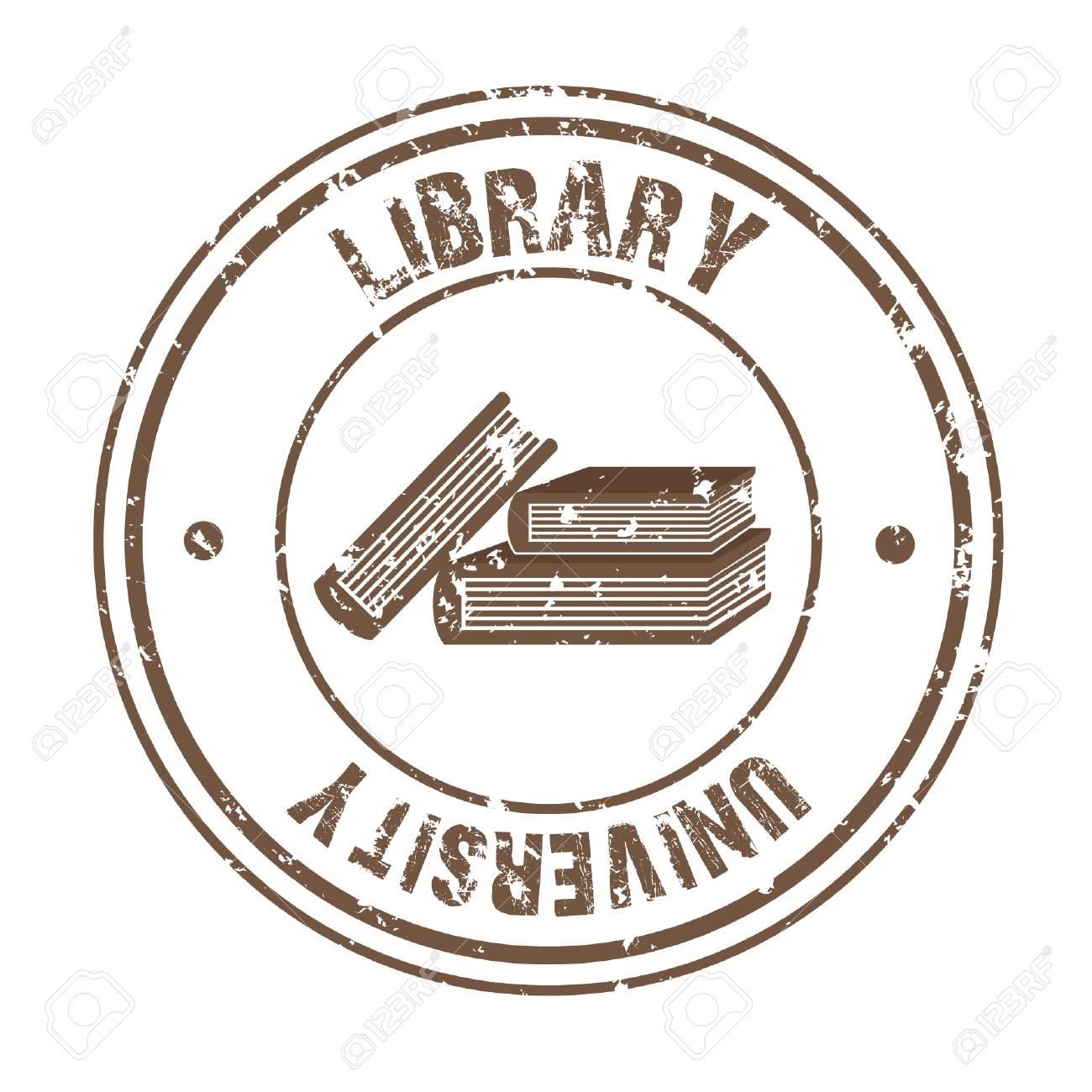 library university over white background vector illustration Stock Vector - 22266784