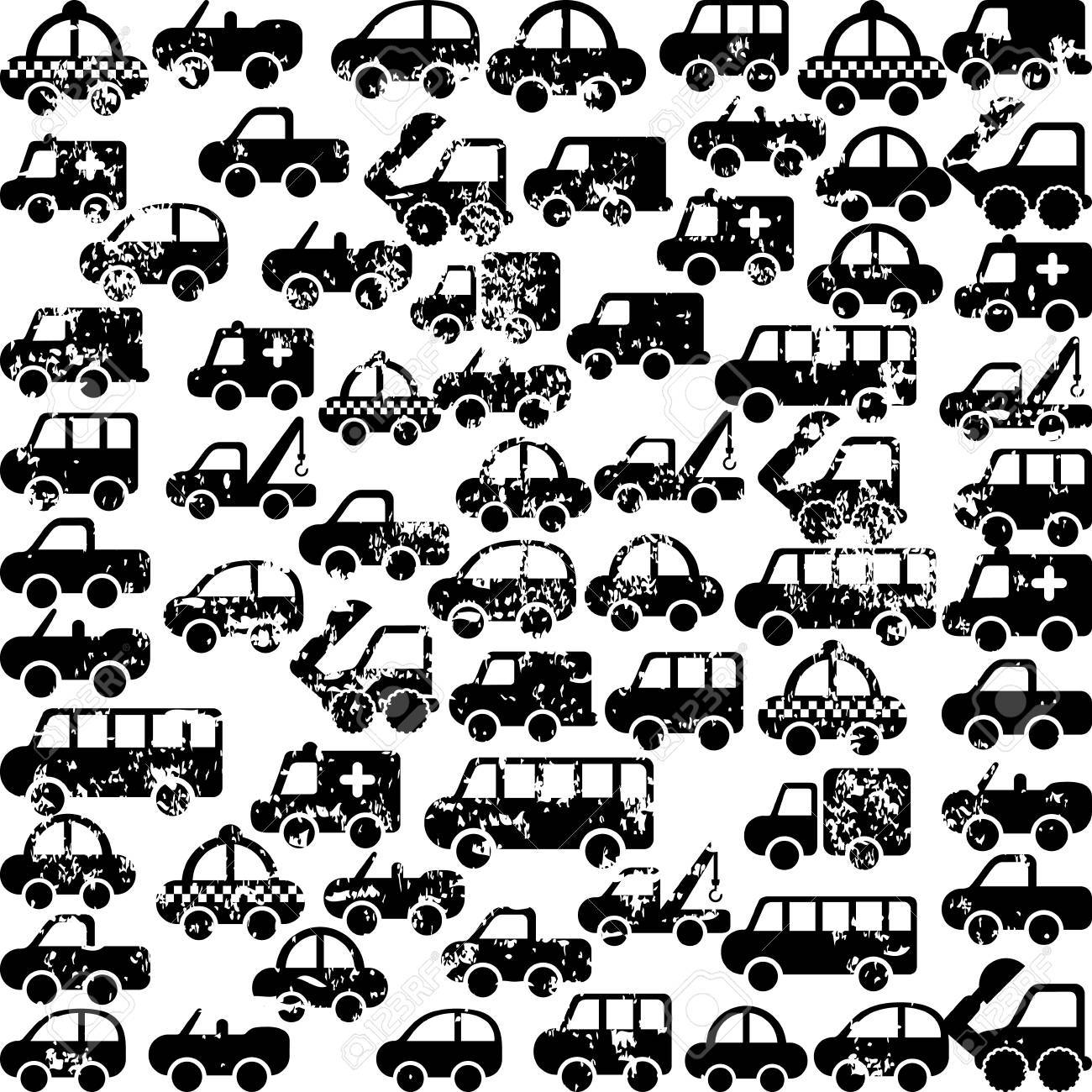 cars design over white background vector illustration Stock Vector - 22311029