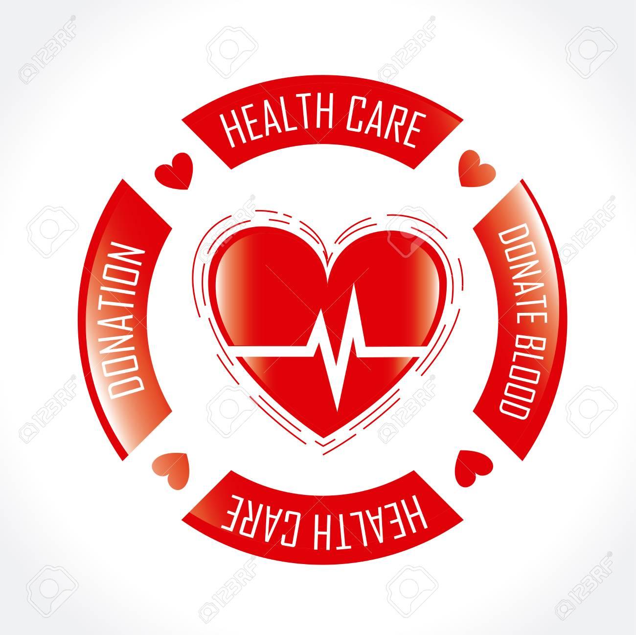 health care design over white background vector illustration Stock Vector - 22334894