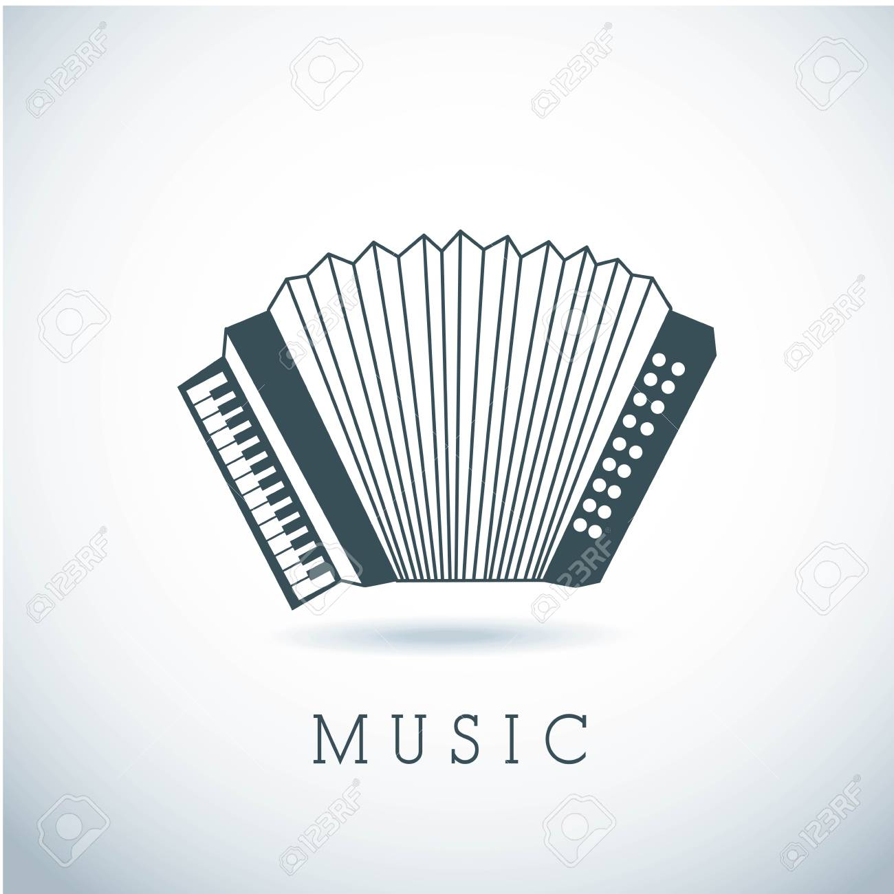 musical design over gray background vector illustration Stock Vector - 24070489