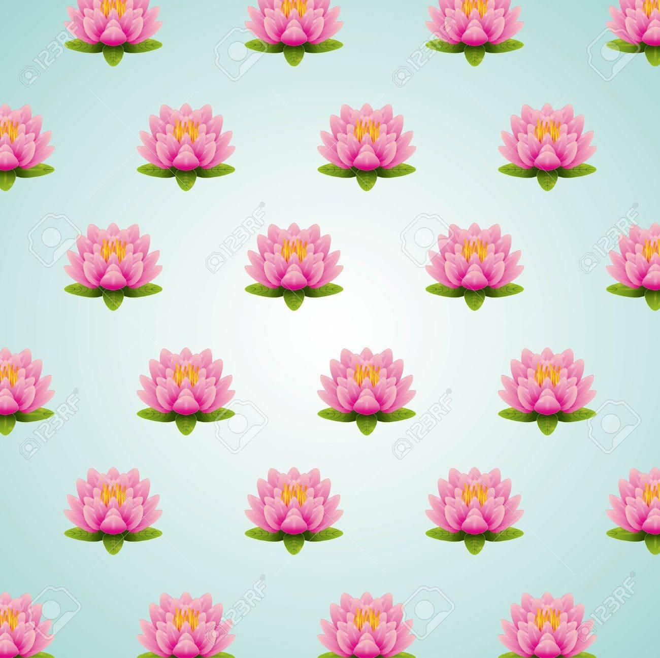 Lotus flower design vector illustration graphic royalty free lotus flower design vector illustration graphic stock vector 45094298 izmirmasajfo