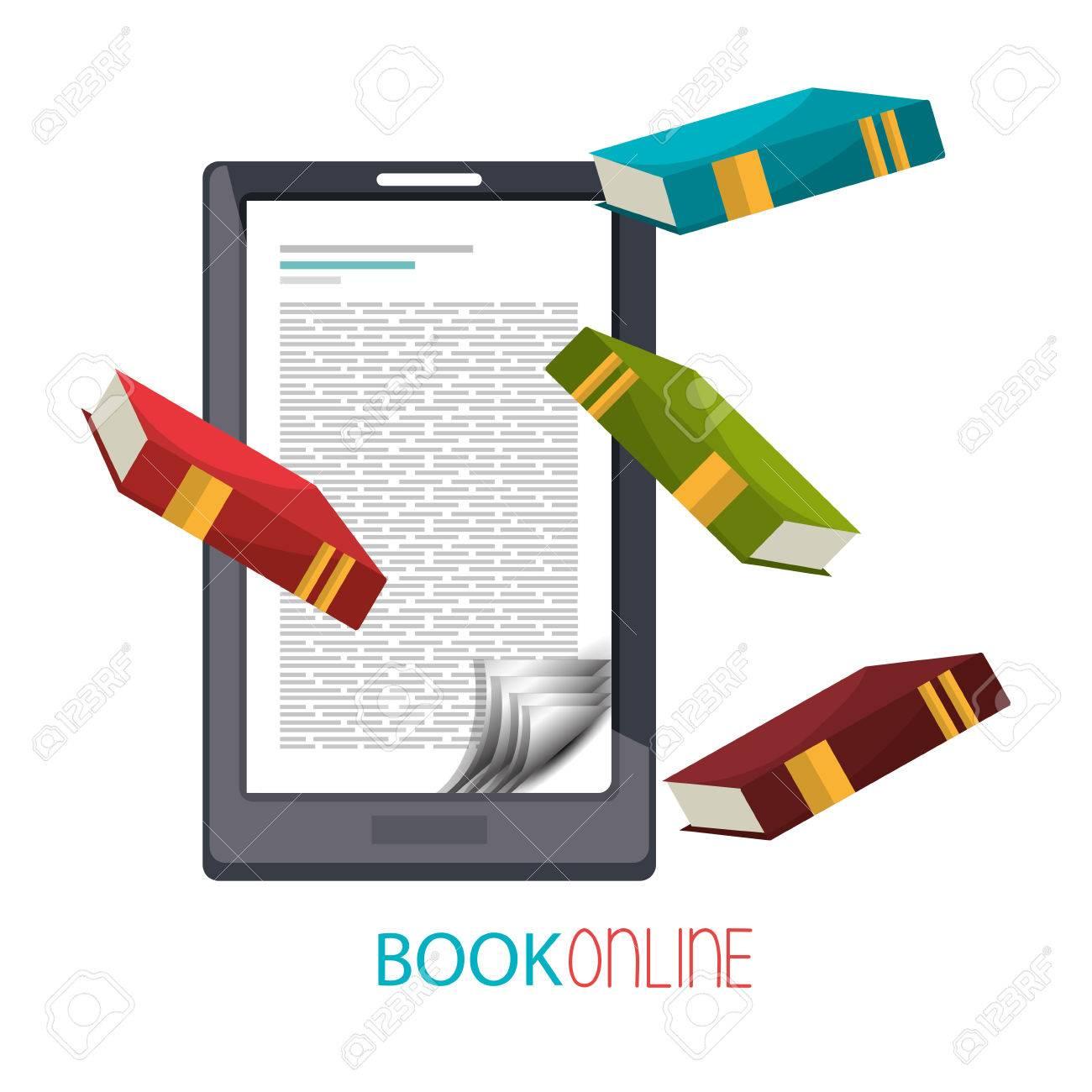Book digital electronic