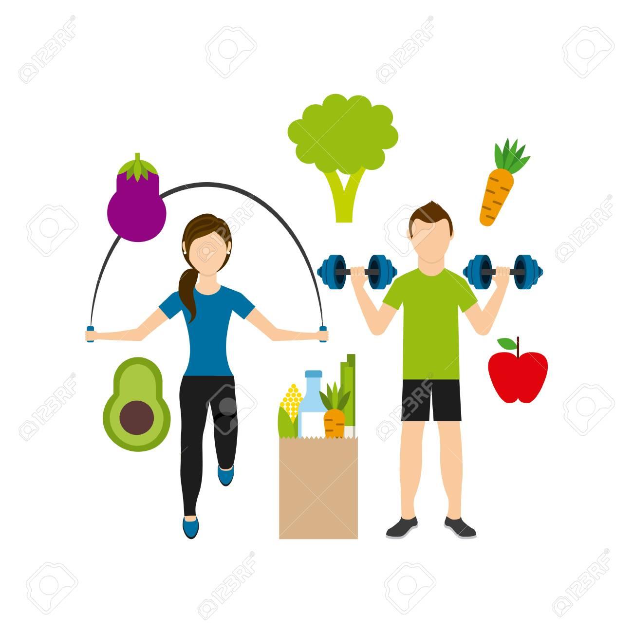 10 ejemplos de estilos de vida saludable