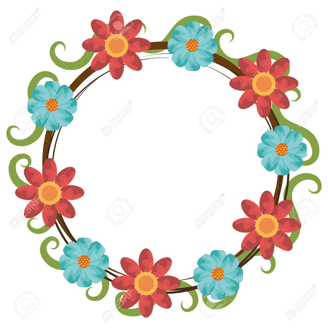 Free Vector Flower Crown Real Clipart And Vector Graphics