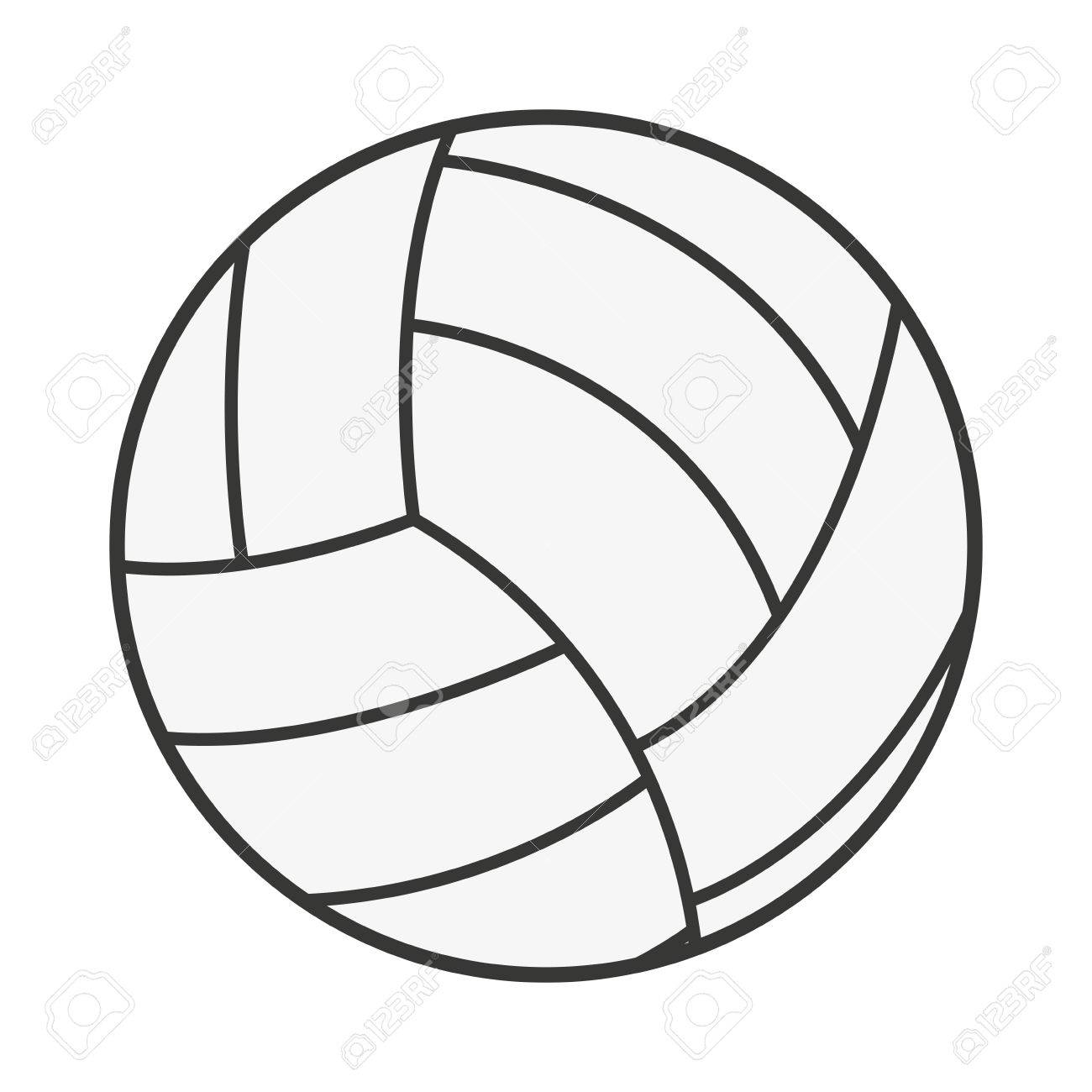 volleyball ball isolated icon design vector illustration graphic rh 123rf com volleyball graphics or clip art volleyball graphic tees justice