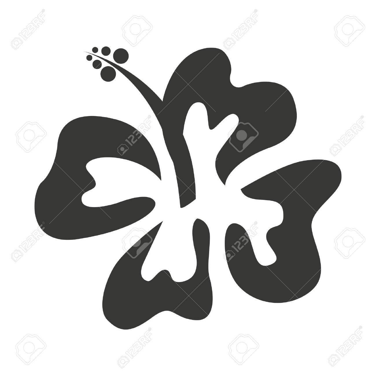 Hawaiian flower natural icon vector illustration design royalty free hawaiian flower natural icon vector illustration design stock vector 60648342 izmirmasajfo