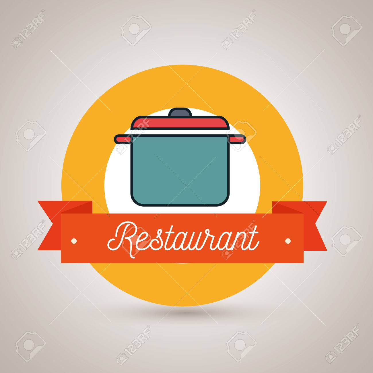 pot cook resturant icon vector illustration graphic - 61254669