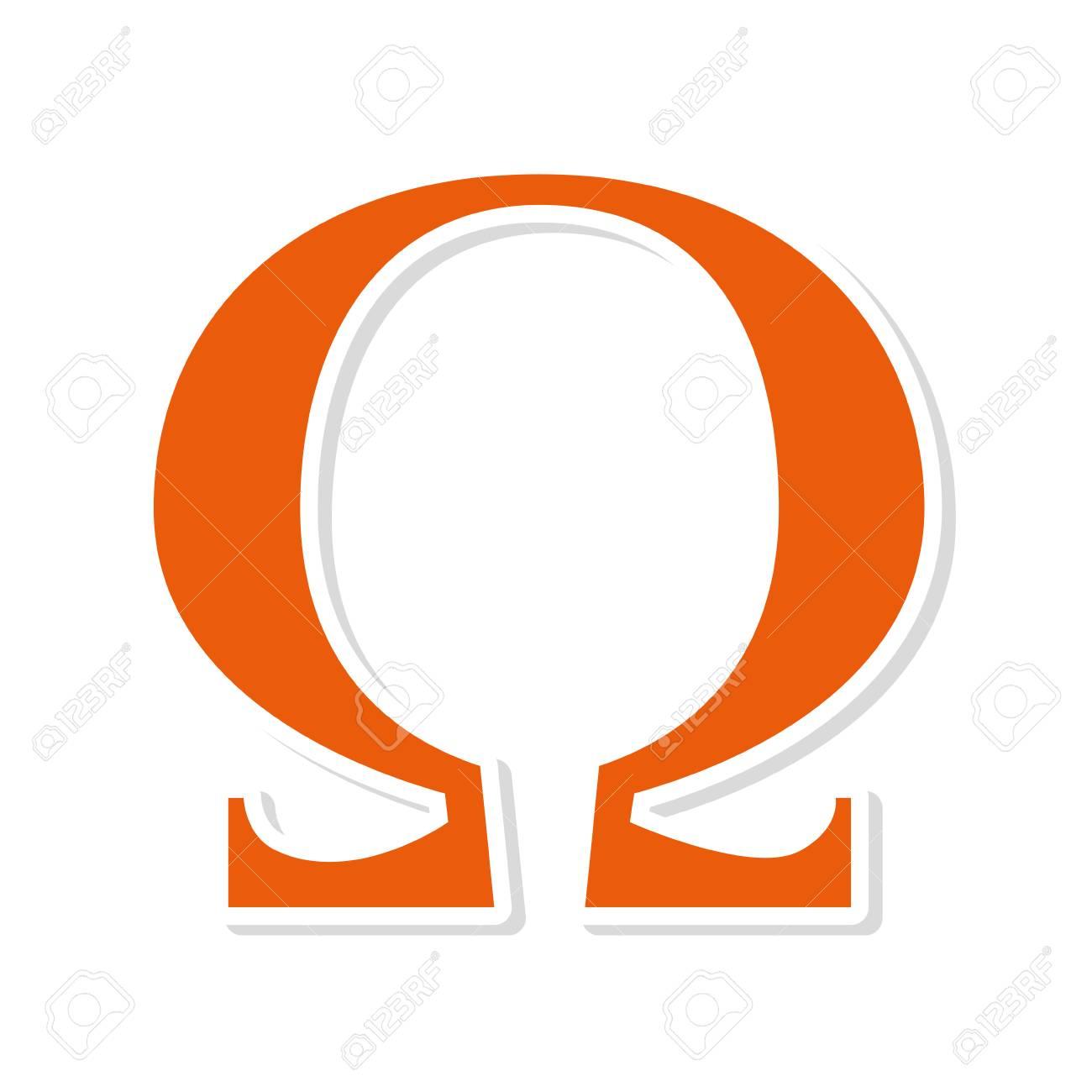 Omega symbol alphabet letter greek sign vector isolated omega symbol alphabet letter greek sign vector isolated illustration stock vector 61293586 biocorpaavc Gallery