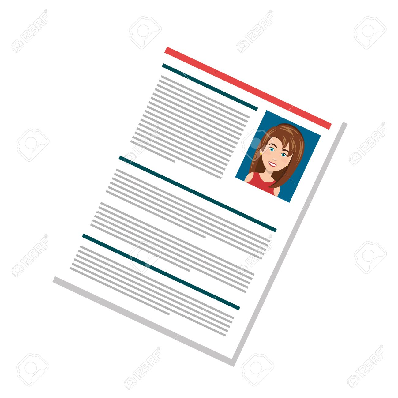 cv for human resources