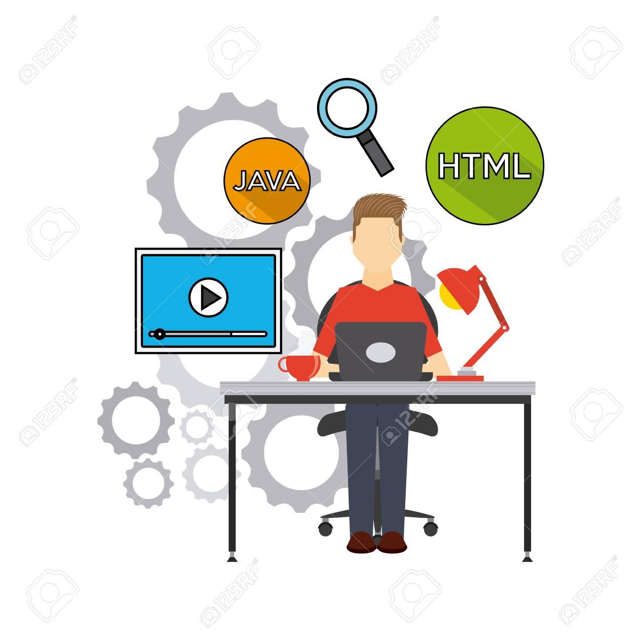 ソフトウェア開発者とプログラマ...