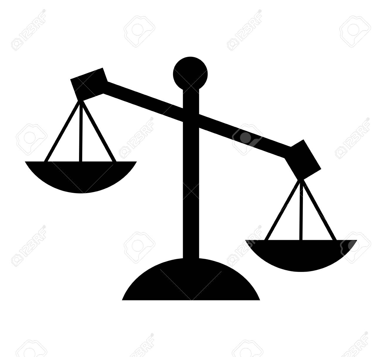 scale balance justice icon vector illustration design royalty free rh 123rf com vector scale programs vector scale aircraft models