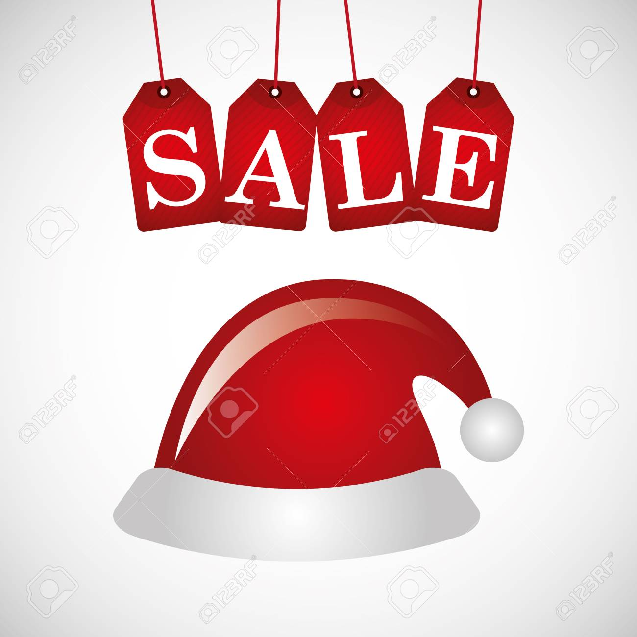 0a6a4565cec0 merry christmas sale happy holiday vector illustration design Stock Vector  - 64870373