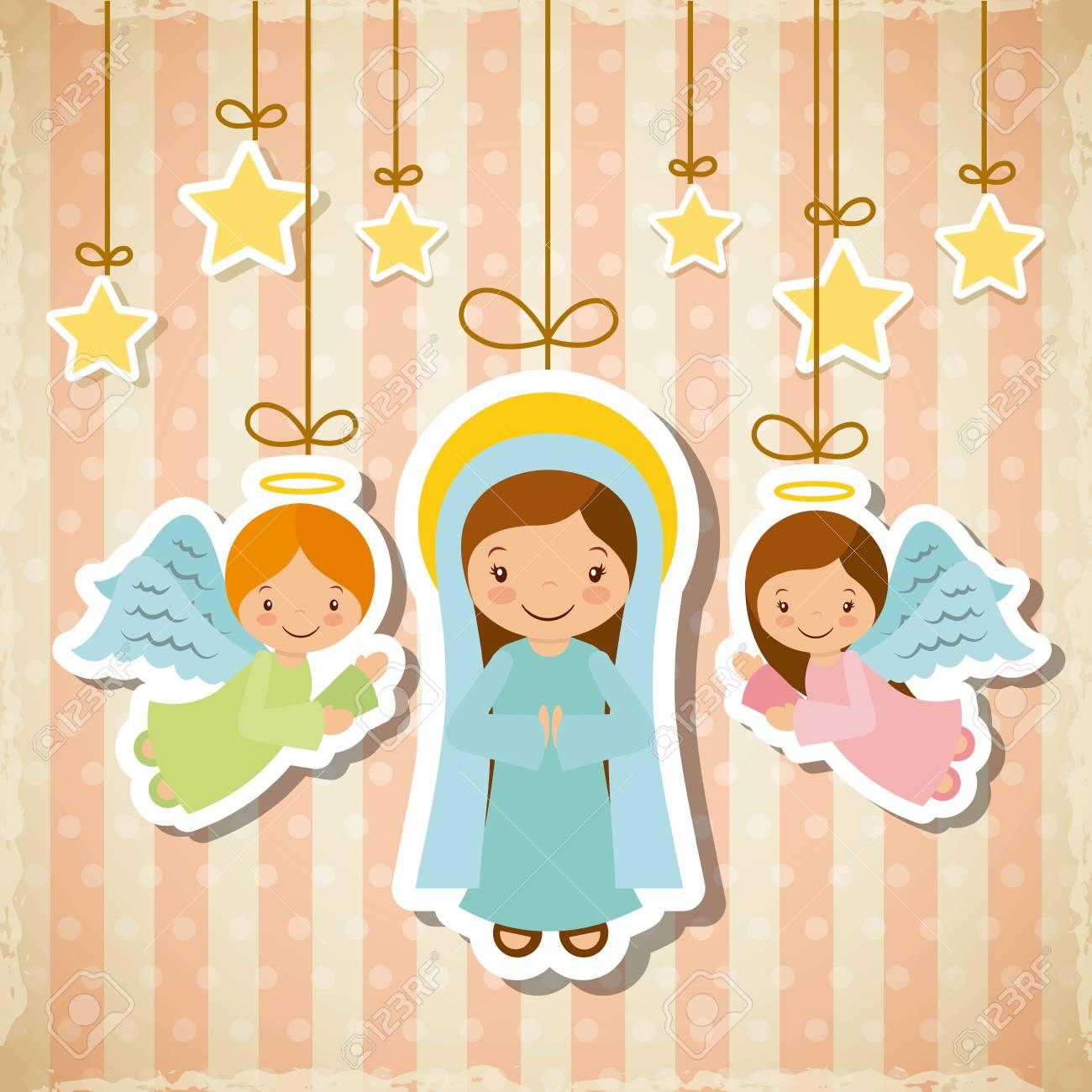 jungfrau maria designs