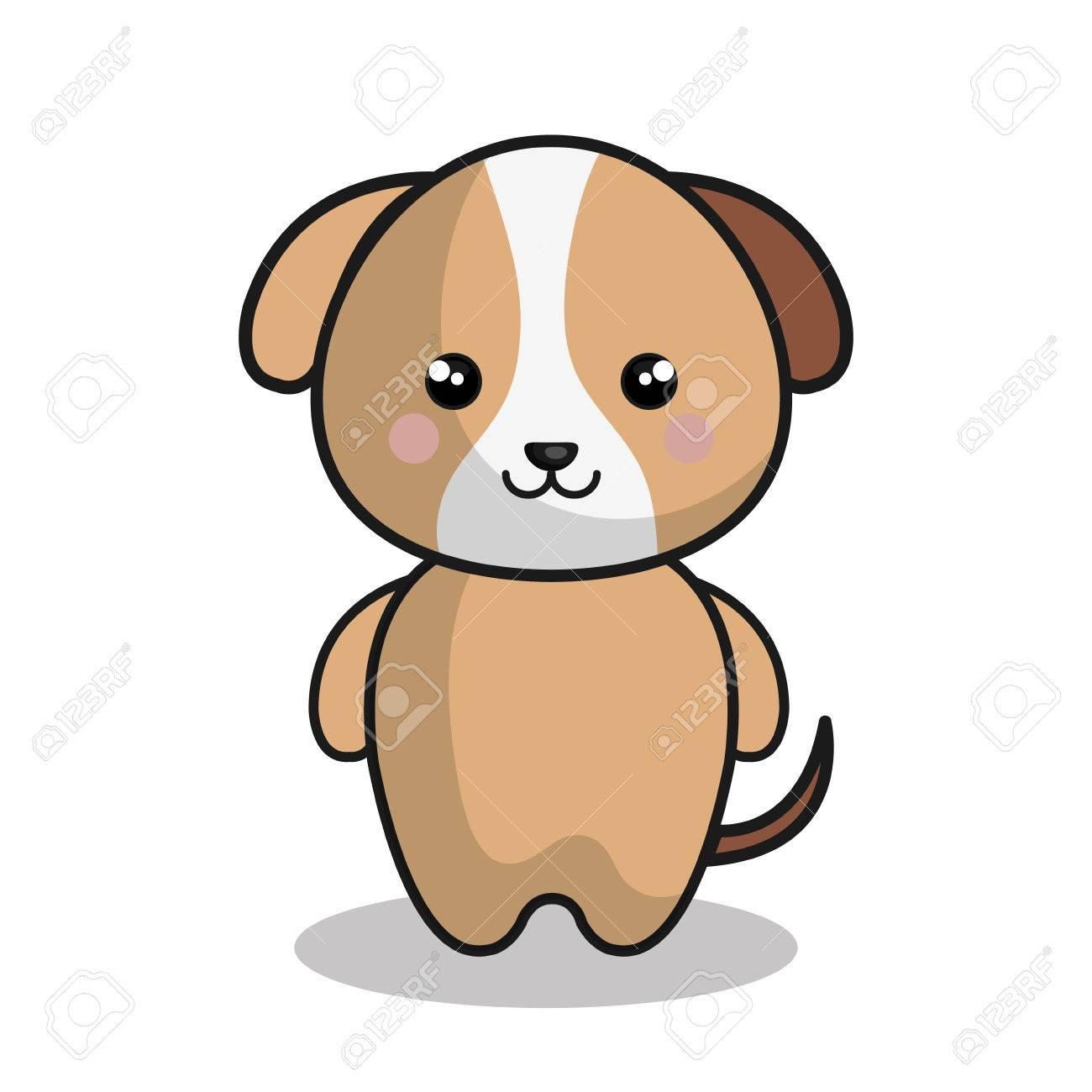 Beautiful Bear Brown Adorable Dog - 72505180-cute-dog-kawaii-style-vector-illustration-design  Snapshot_7717100  .jpg